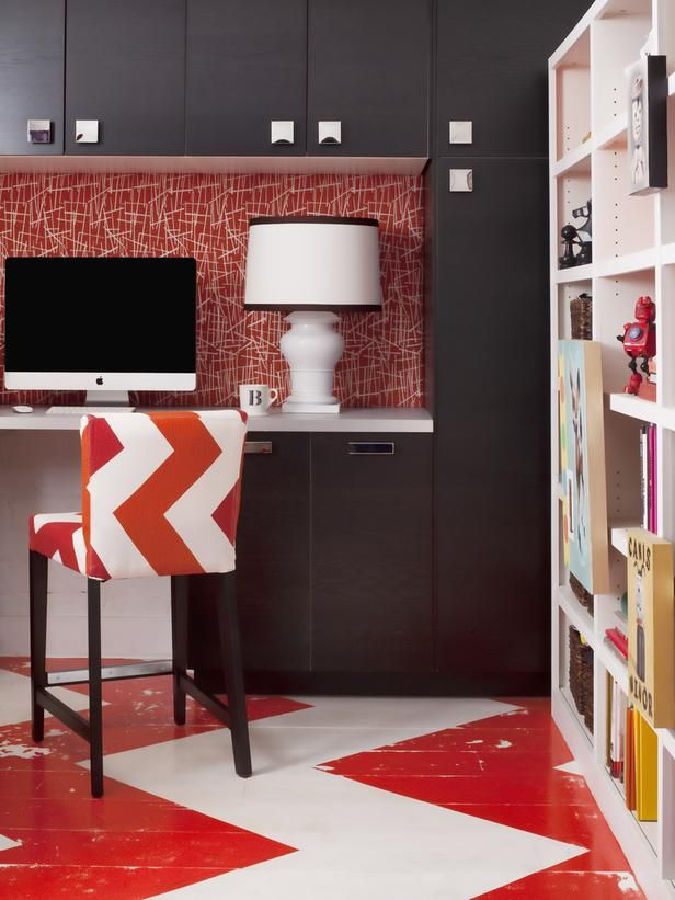 Best 25+ Contemporary home offices ideas only on Pinterest | Contemporary home office paint, Home study rooms and Small office spaces