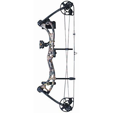 Bear Archery Apprentice 3 Bow RH 1527 1550 lbs. Realtree