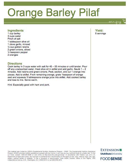 hulled barley cooking instructions