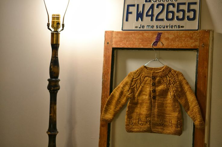 Homemade Perrin Pimpim: Maile Sweater : un brin de soleil !