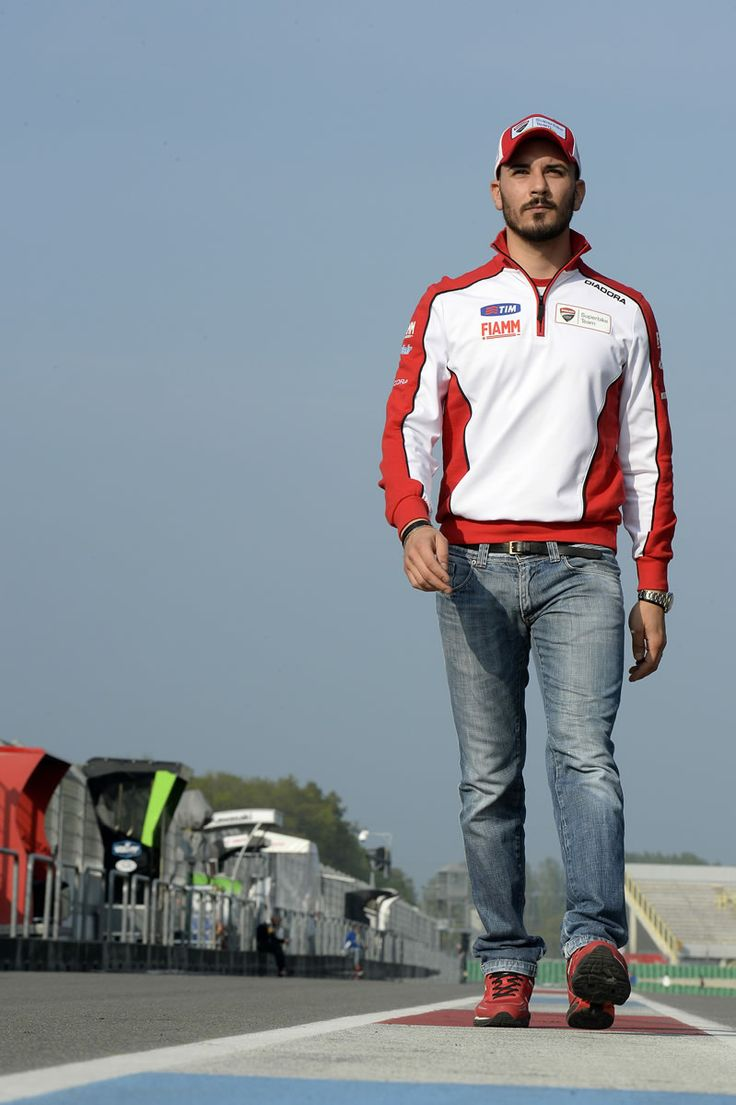 #34 Davide Giugliano, Ducati Superbike Team, TT Circuit Assen, Netherlands