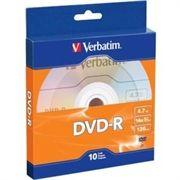 #Blank #CD's #DVD's #Verbatim #shopping #sofiprice Verbatim DVD-R 4.7GB 16x (10-Pack) - https://sofiprice.com/product/verbatim-dvd-r-4-7gb-16x-10-pack-145168509.html