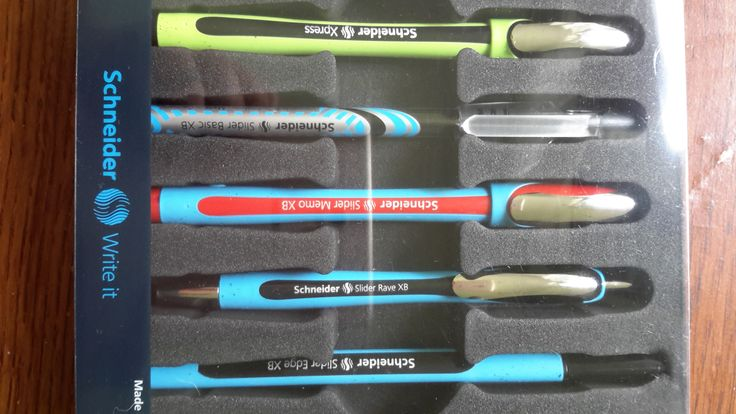 schneider pens