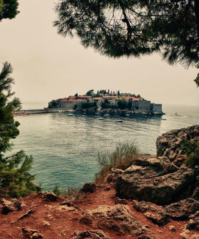 Sveti Stefan, Montenegro   1,000,000 Places