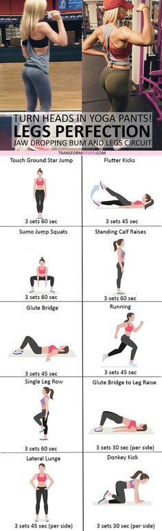 #womensworkout #workout #femalefitness Repin and share if this workout gave you head turning legs! Click the pin for the full workout.