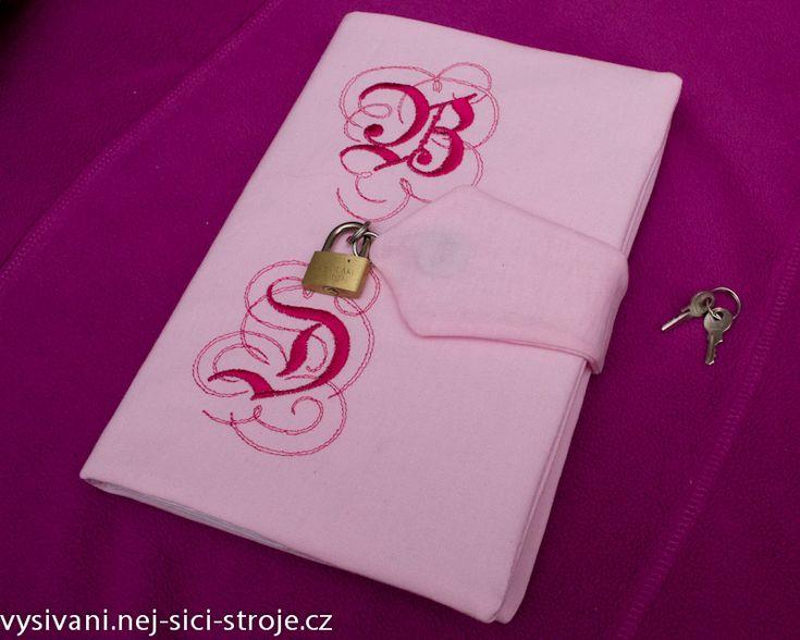 Deník s heslem