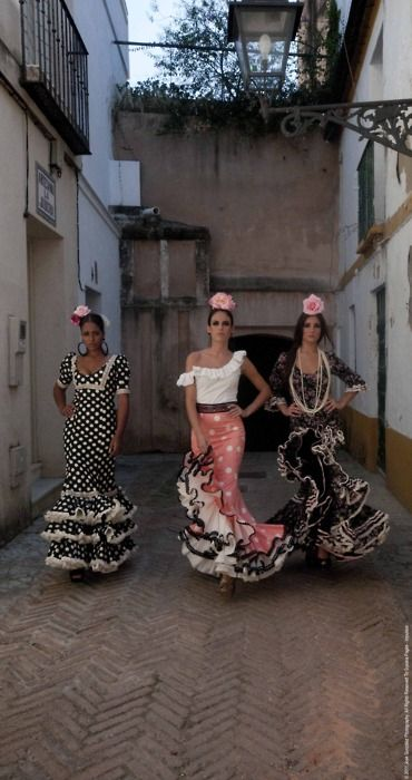 I would LOVE to go to Spain and see Dancers perform their Spanish dance in their beautiful dresses!! Maybe some day!!