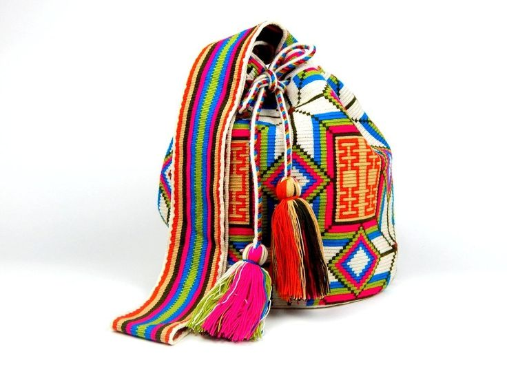 Ethnocentric Wayuu - Buy in Colombian Handicrafts