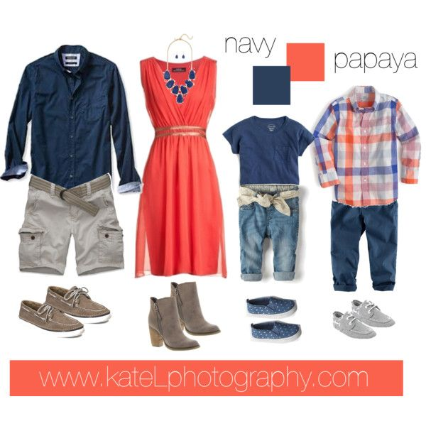 Family Photo Outfit Ideas Summer