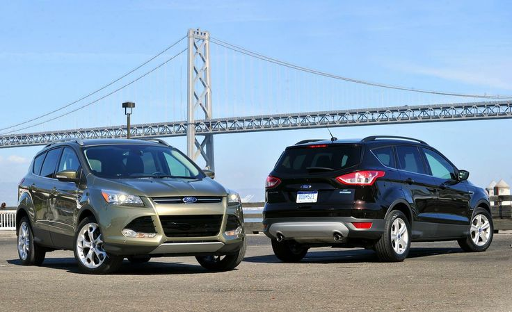 "Ford Motor Company ""Escape"" compact popular SUV Sports Utiltiy Vehicle"