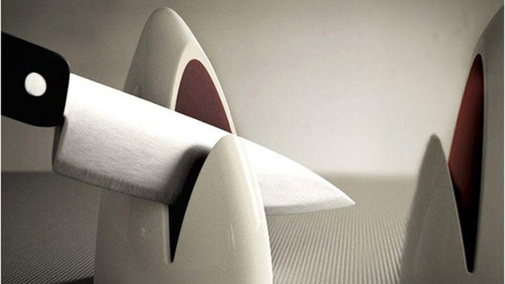 A Shark Sharpener