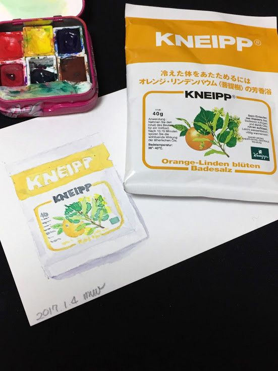https://flic.kr/p/QRVq81   2017_01_04_kneipp_01   I love kneipp bath salt.  © Belta(Mayumi Wakabayashi)
