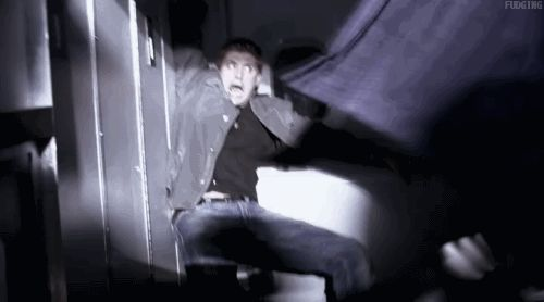 Supernatural Gifs Galore - Brilliant! Now I can communicate using nothing but Supernatural gifs! ... Not that I don't already, but it is nice to have a large supply so you can change it up every now and then ;)