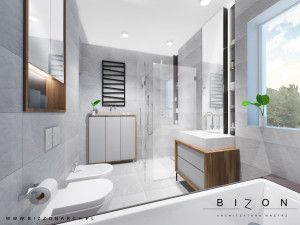 Dom jednorodzinny w Grójcu | Projektowanie wnętrz mieszkalnych, komercyjnych – Bizzonarch