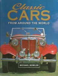 Classic Cars from Around the World - M Bowler