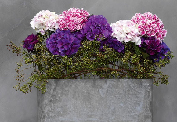 Flowers and More Flowers for Home Decorating | Polo's Furniture