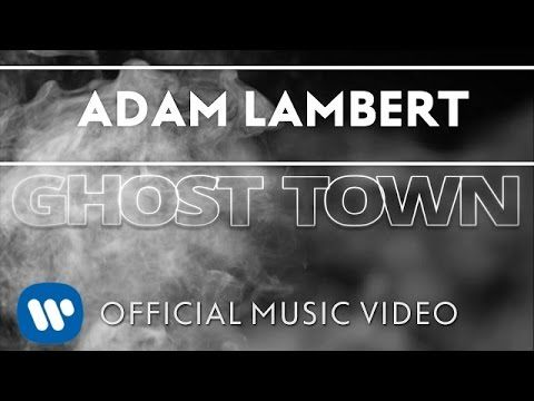 MusicNews | Watch: Adam Lambert premieres stylish new video for 'Ghost Town', directed by Hype Williams - entertainment.ie
