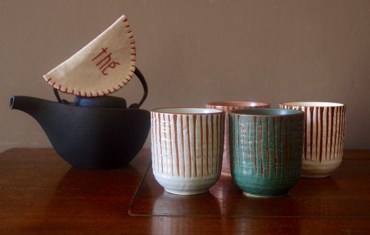 Japan cups by Pols Potten