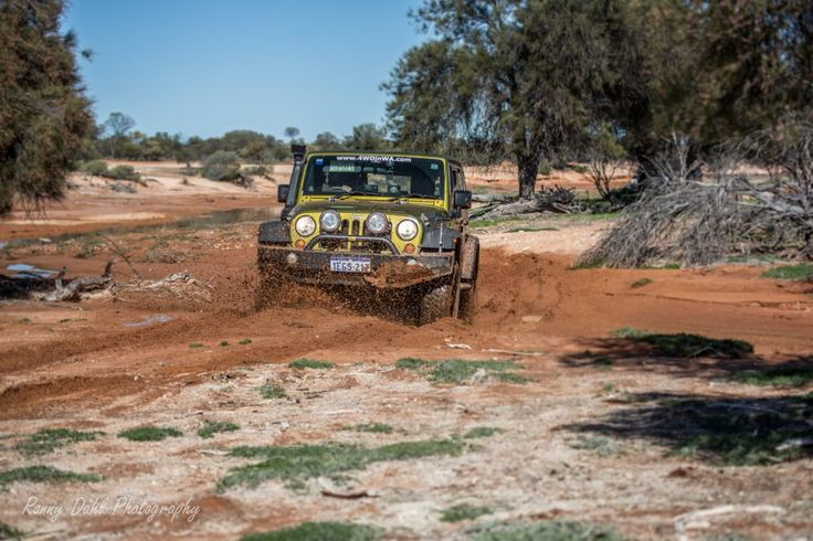 4 wheeling in Western Australia, Home Page