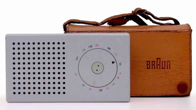 braun t3 radio by dieter rams 1958 art design pinterest. Black Bedroom Furniture Sets. Home Design Ideas
