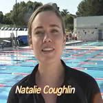 Natalie Coughlin's Freestyle Kicking Tips -- look for videos on youtube