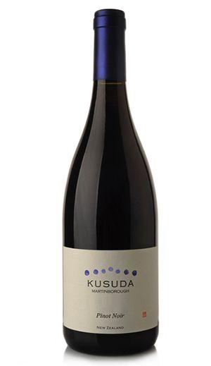 Kusuda Wines Pinot Noir 2011, Martinborough, New Zealand $81.50