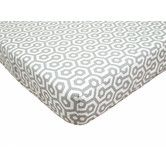 Found it at Wayfair - Percale 100% Cotton Fitted Crib Sheet II