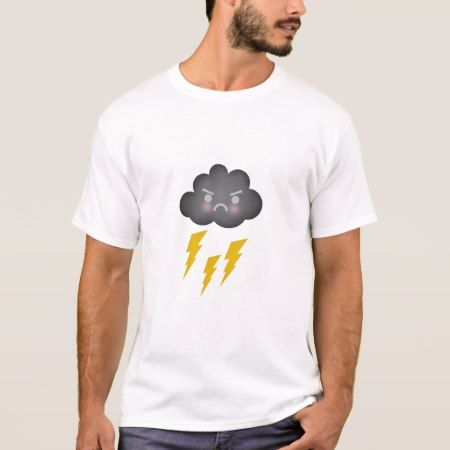 Stormy Weather T-Shirt - tap, personalize, buy right now!