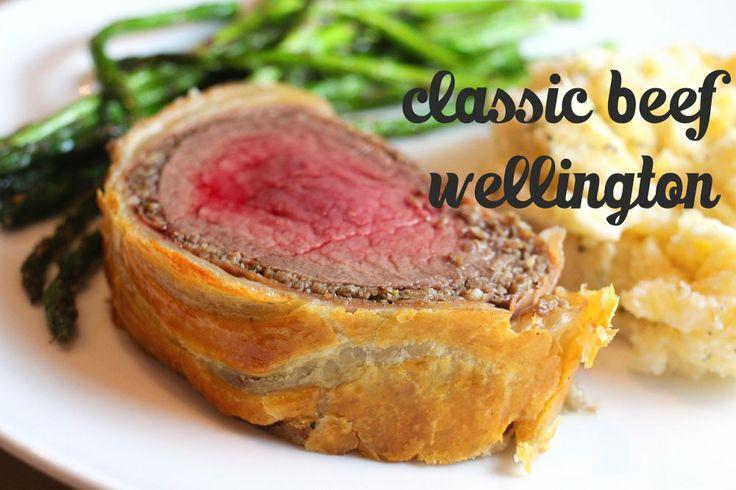 ... Beef Wellington Recipe, Yummy Food, Classic Beef, Yoga Studios, Peace