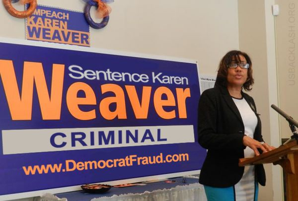 Lawsuit: Democrat Flint's Mayor Karen Weaver Stole Funds From Water Crisis Money To Fund Her Own Political Campaign