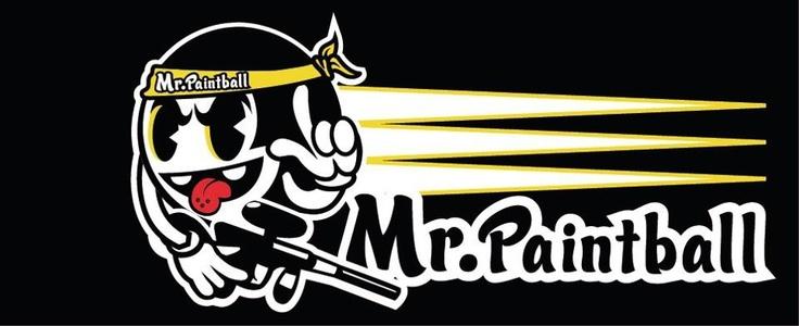 Mr Paintball logo