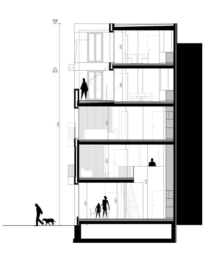 Collective housing AGVC / De Gouden Liniaal Architecten