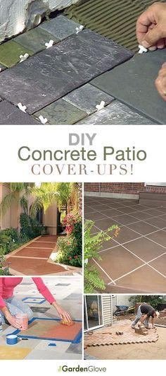 Best 25+ Diy concrete patio ideas on Pinterest   Concrete ...