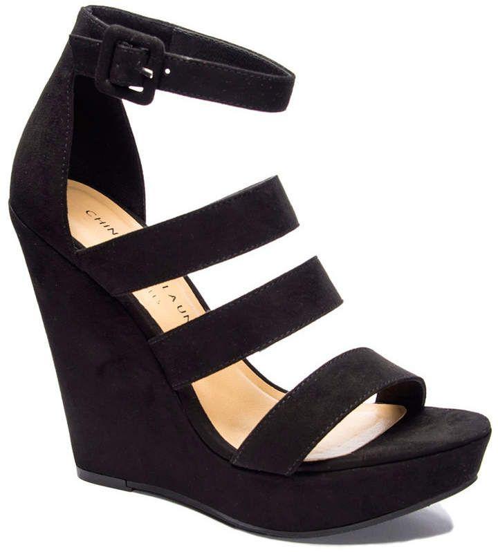 Chinese Laundry Maneeya Wedge Sandals Women Shoes Wedge Sandals Flip Flop Shoes Wedges