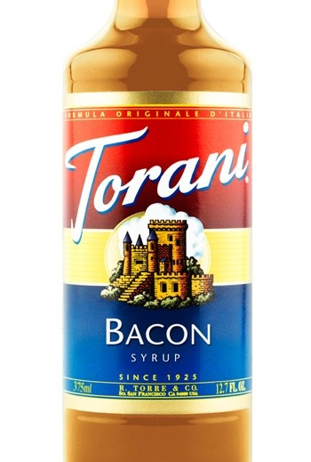 Bacon Torani Syrup