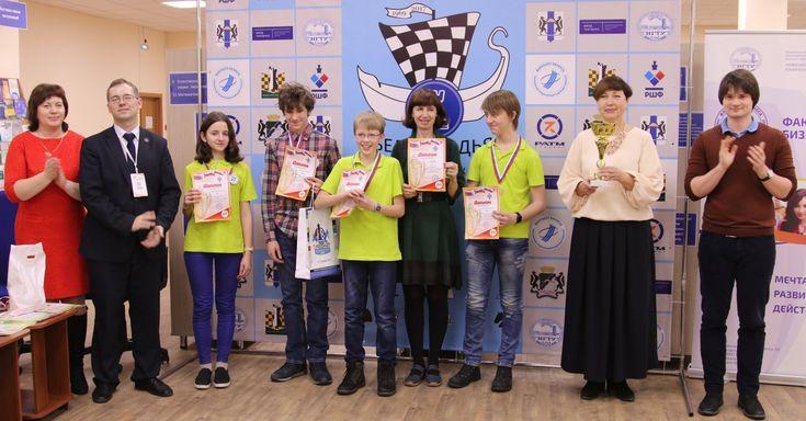 В Новосибирске завершился региональный этап «Белой ладьи»
