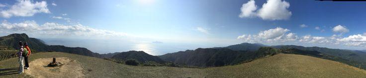 桃源谷、龜山島
