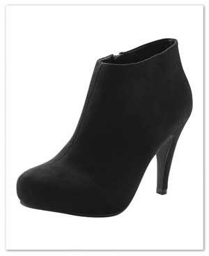 Letty stilet hæl #støvle fra Bianca   le-reve.dk