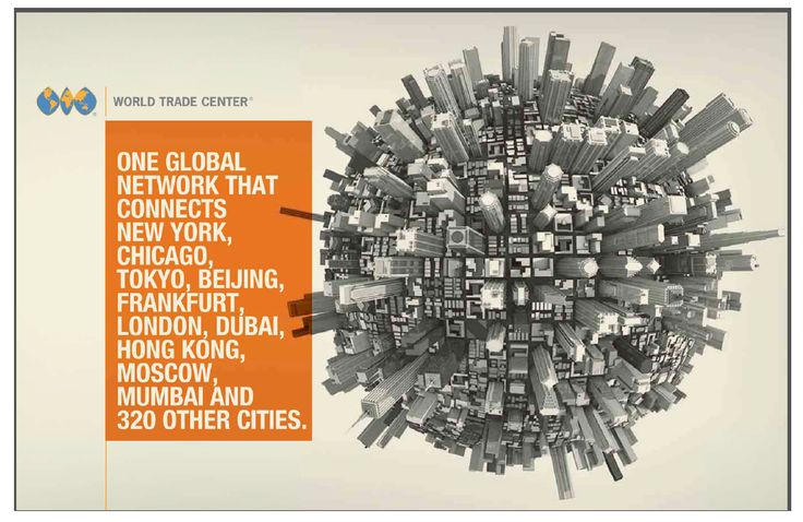 #WorldTradeCenter- Global Networks