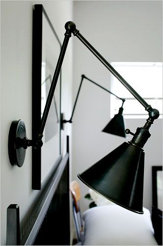 Wall Mounted Extension Lamp : 17+ best ideas about Wall Lamps on Pinterest Bedroom wall lamps, Scandinavian wall lighting ...