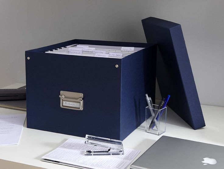 A great new home office product and a really substantial filing ...