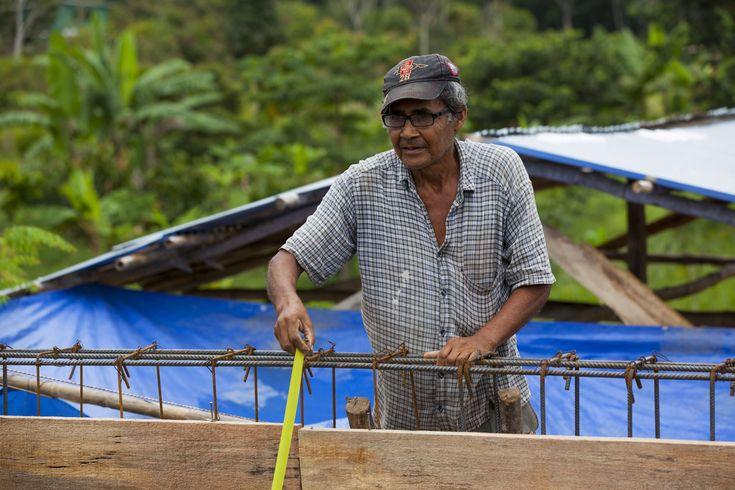 Galería de Perú: ONG construye prototipo de vivienda sostenible centrado en la recolección de las aguas-lluvia - 13