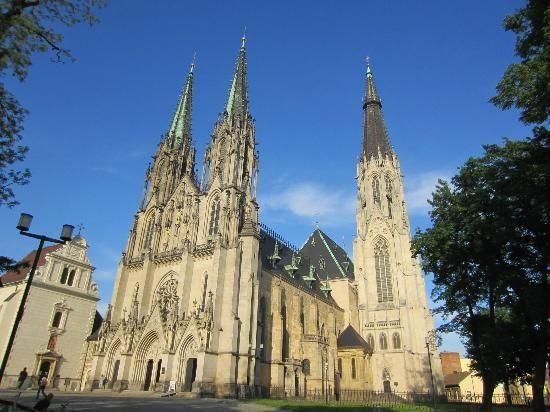 St. Wenceslas Cathedral - Olomouc