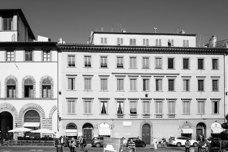 Palazzo Toscanelli, difronte Palazzo Pitti Ph. Philipp Senn