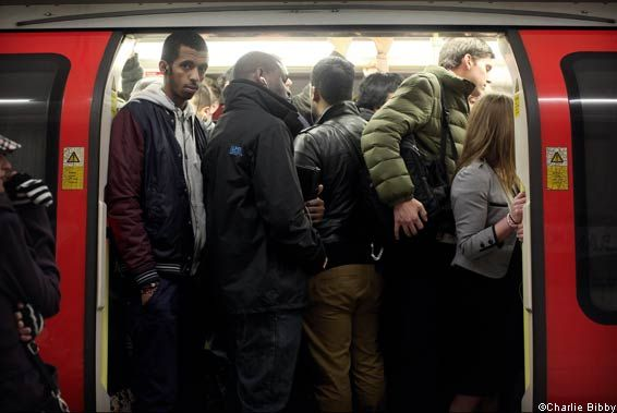 Even When It Was Most Crowded I Still Loved The Tube -3334