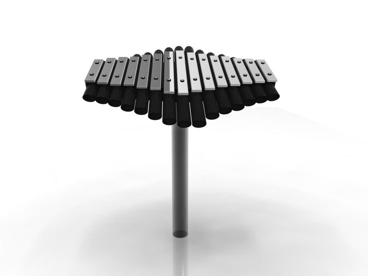 The Sansa-Rimba is a clever blend of two African instruments; the Sansa (thumb-piano) and a Marimba (xylophone).  Spanning two octaves, the 15 notes of the Sansa-Rimba are arranged as a traditional thumb-piano with the scale ascending from the centre outwards with chords arranged together on both sides.  Easy to play & a perfect introduction to musical exploration and improvisation. #PlaygroundCentre #PlaySpace #PlayGround #Fun #SansaRambaMusicalInstrument #SansaRimba