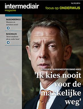 Onno Hoes: 'Ik heb er slapeloze nachten van gehad http://www.intermediair.nl/magazine/20141016/#3