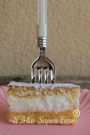torta  Paradiso fatta in casa| Merendina soffice blog il mio saper fare