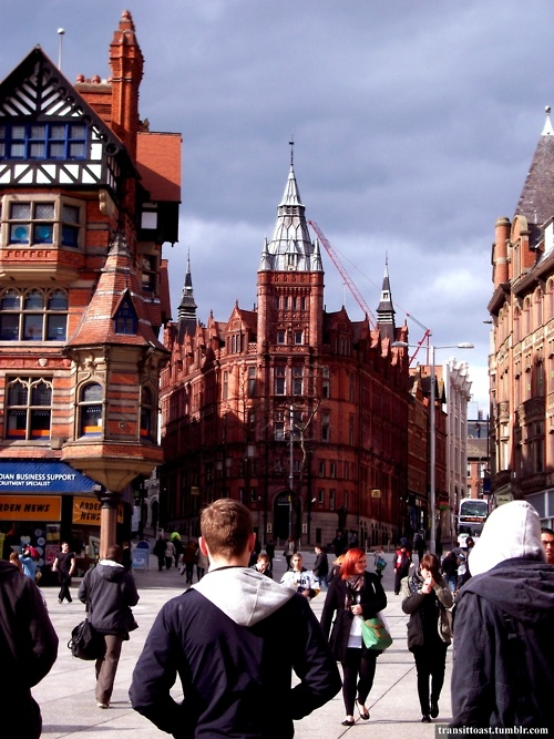 Nottingham, England...Great City! Am so fortunate to have spent three months here!