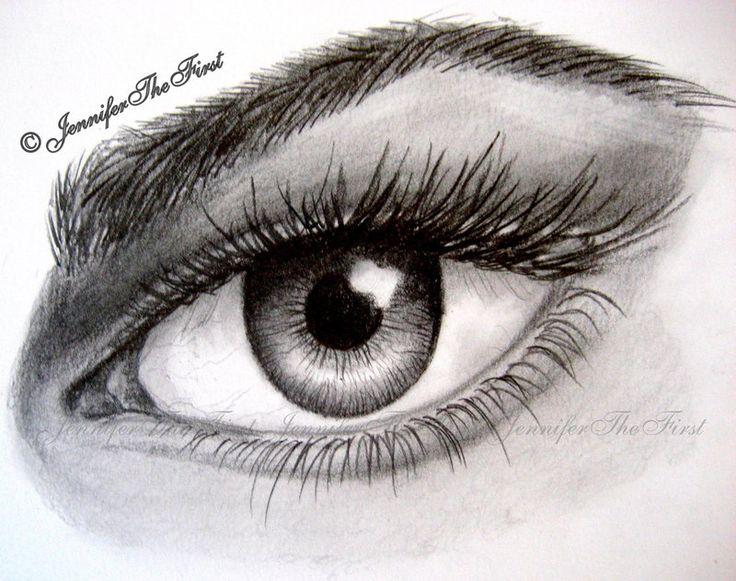 Psychology Eye by JenniferTheFirst on deviantART
